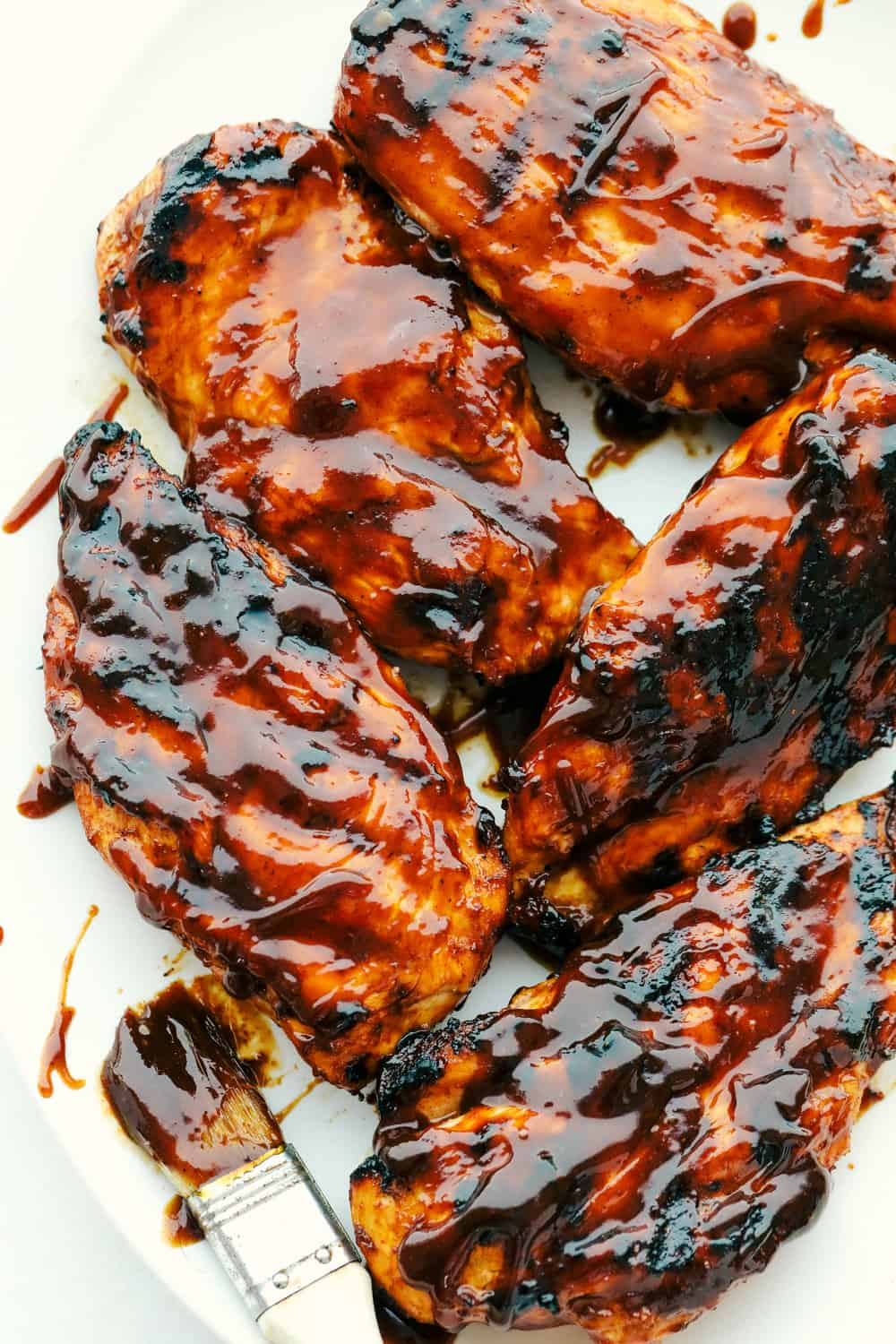Grilled Bbq Chicken The Recipe Critic