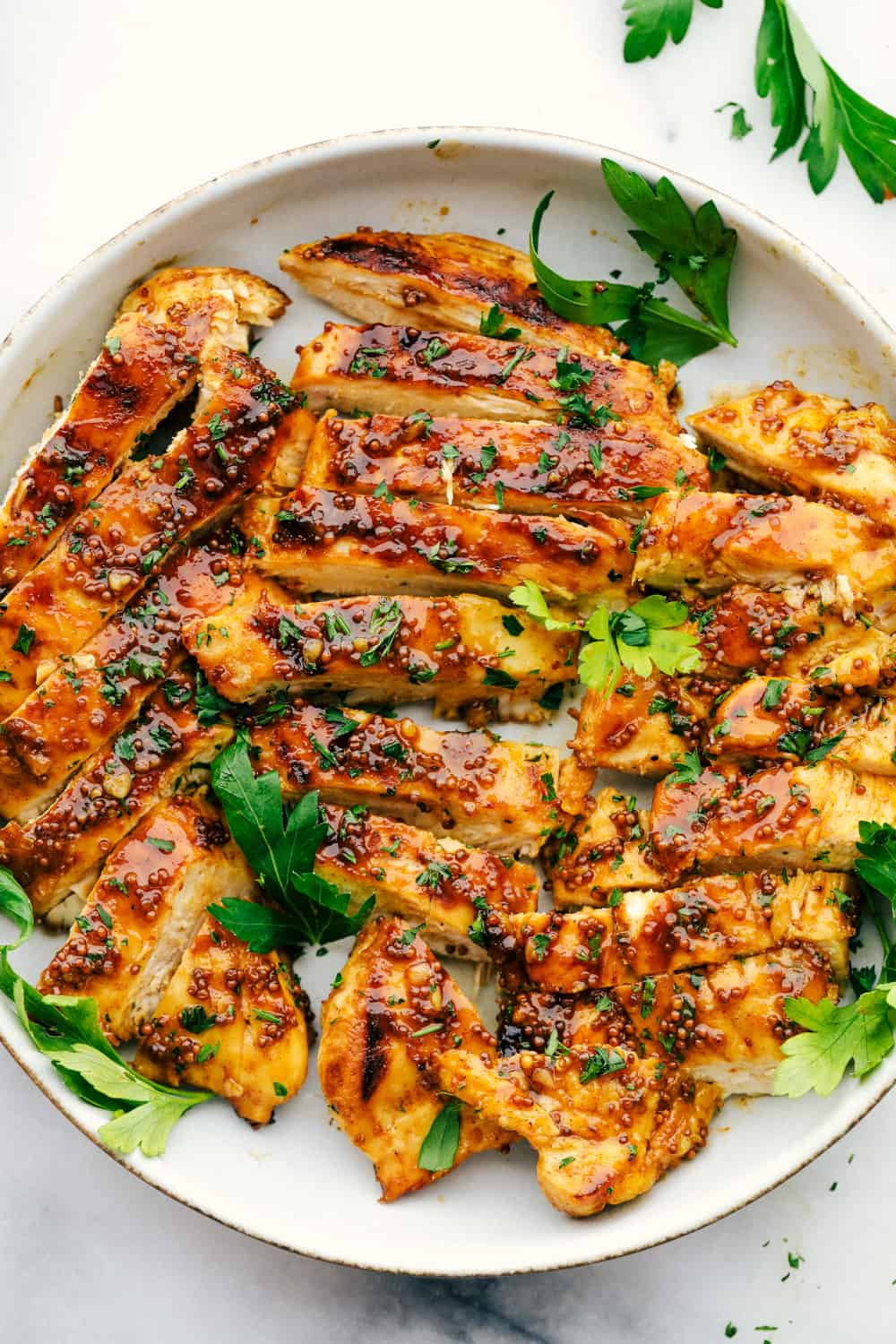 Grilled Honey Mustard Chicken The Recipe Critic