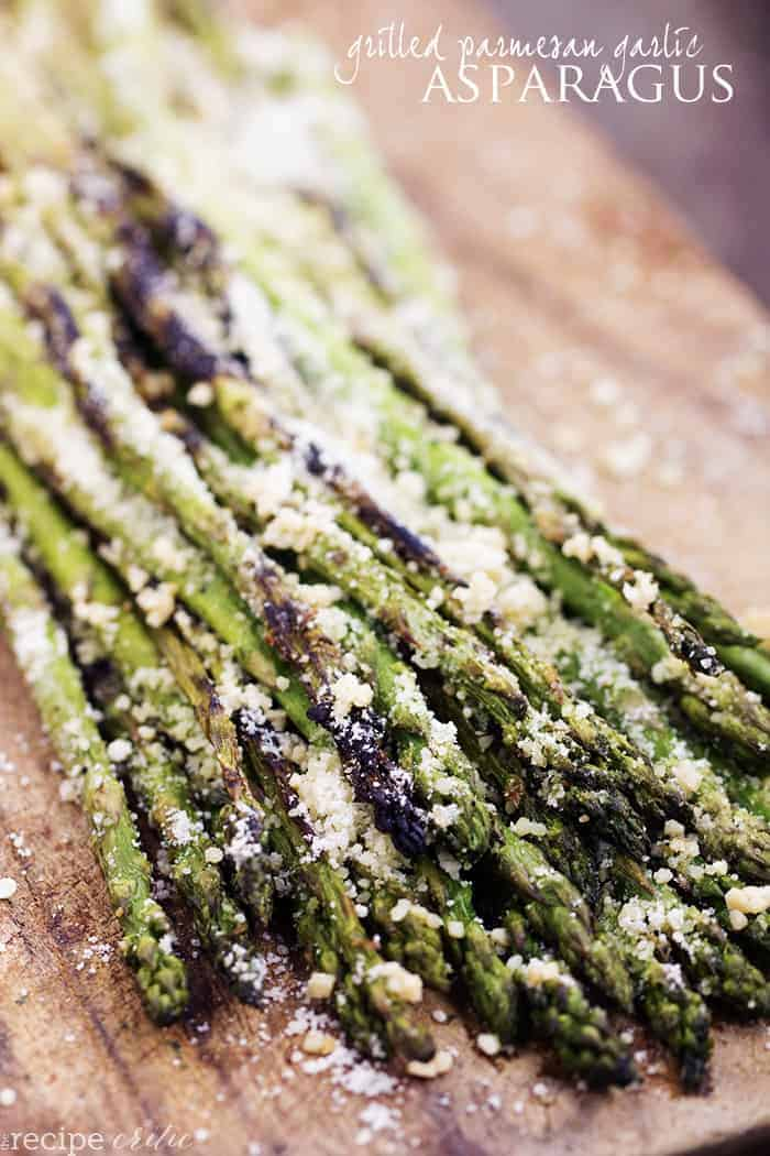 Best Asparagus Recipe Garlic