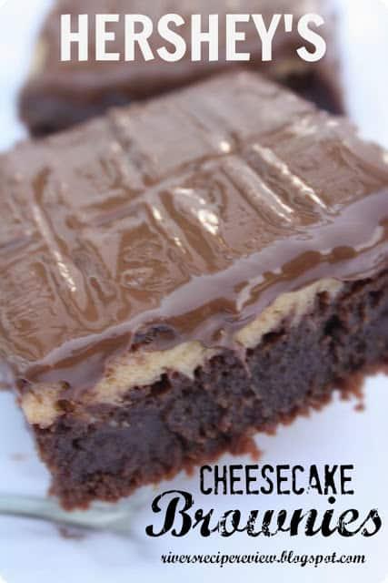 Hershey's Cheesecake Brownies | The Recipe Critic