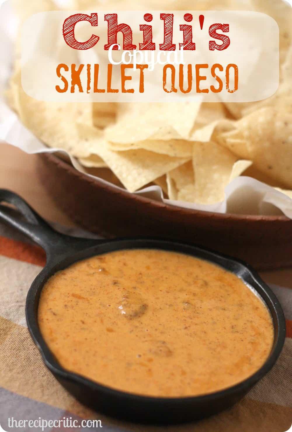 Skillet Chili Cheese Dip Recipes — Dishmaps