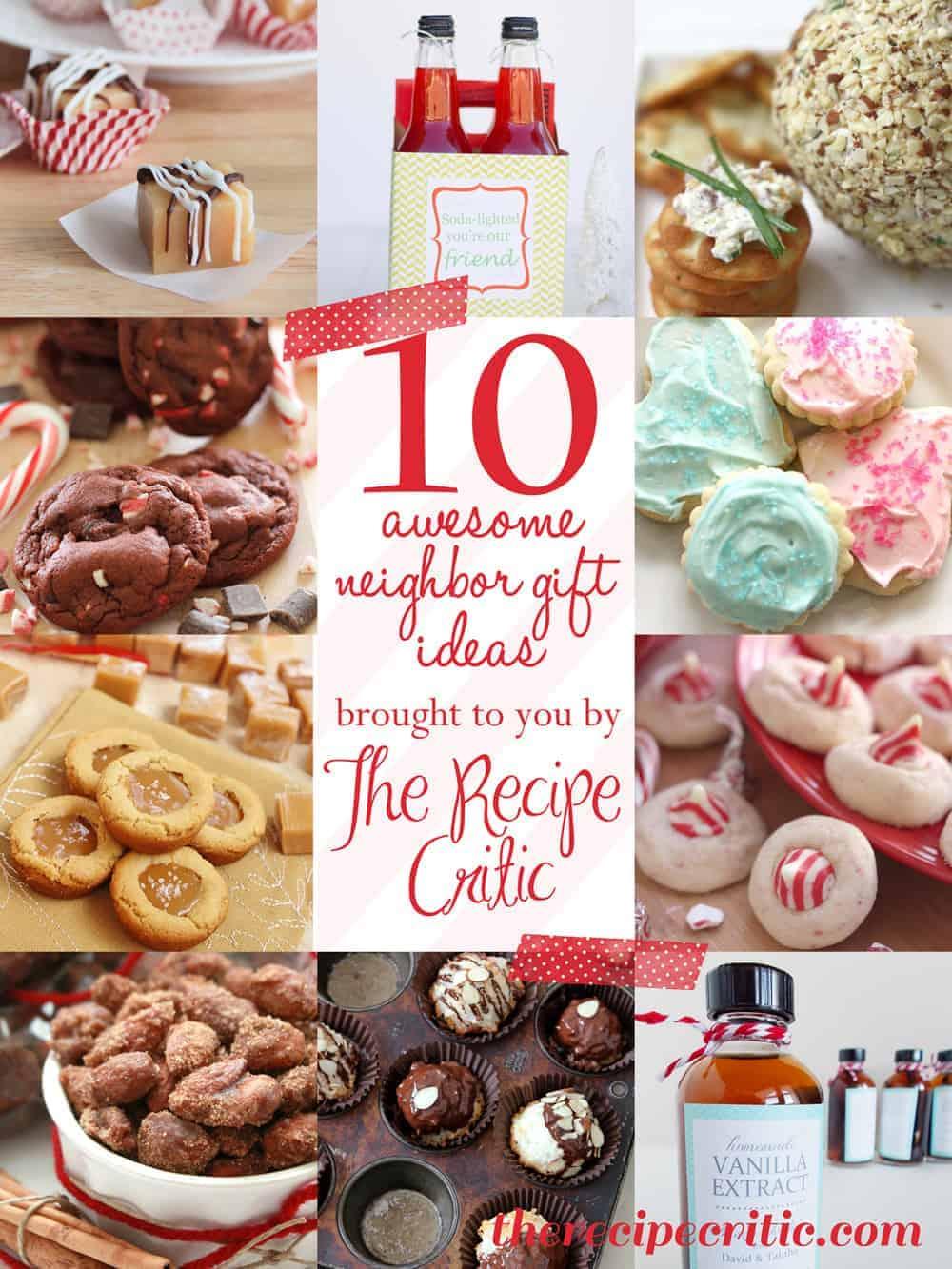 10 Awesome Neighbor Gift Ideas The Recipe Critic