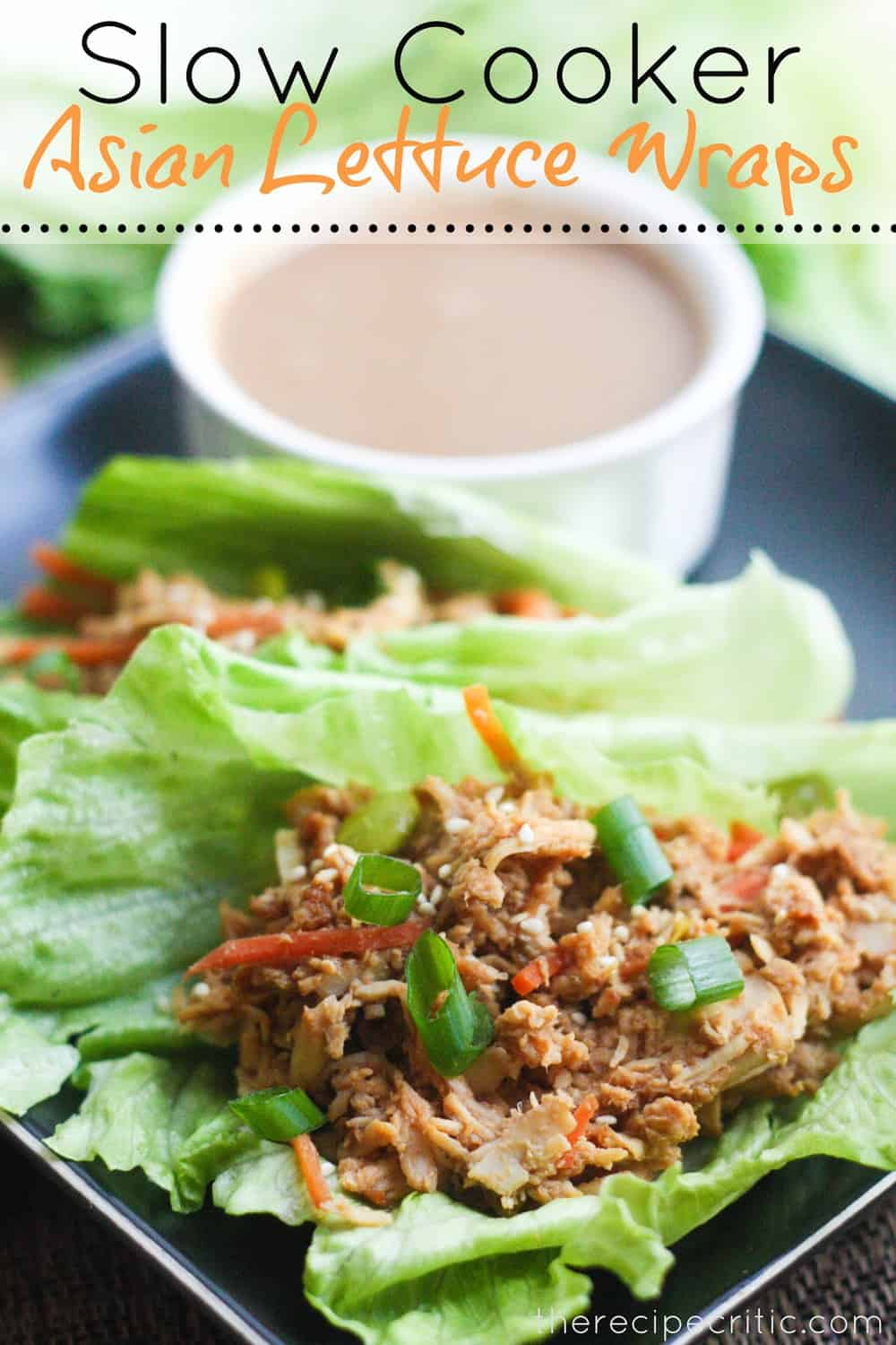 Are not Asian lettuce wraps consider, that