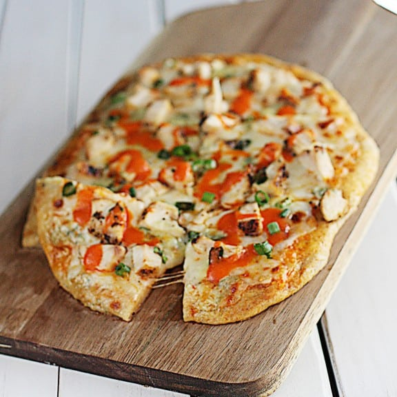 Buffalo-Chicken-Pizza
