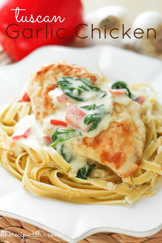 tuscan garlic chickenfinal13