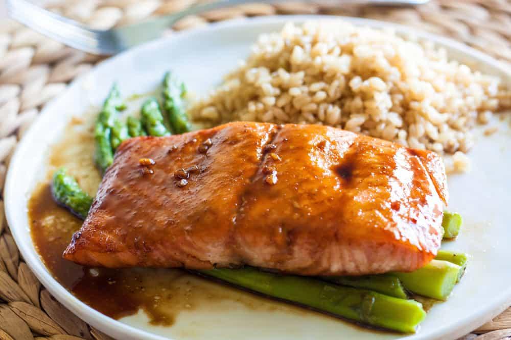 Asian Glazed Salmon | The Recipe Critic