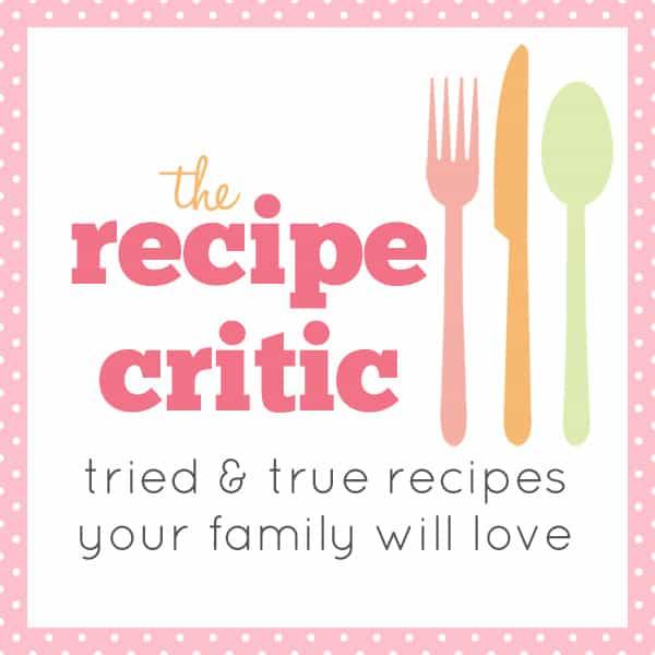 The Recipe Critic
