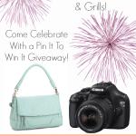 Pin it to Win it: Blogiversary Edition