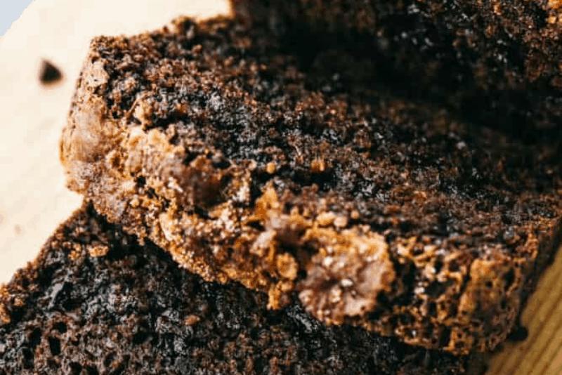 Pão de abobrinha de chocolate | O crítico da receita 5