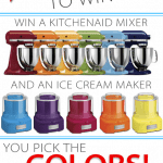Pin it to Win it!  Ultimate Kitchen Giveaway