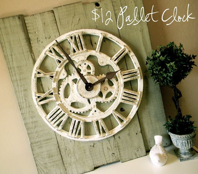 Pallet clock 1 copy