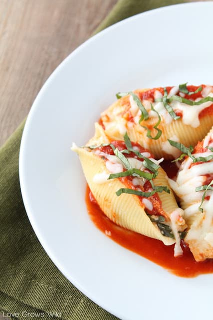 how to make stuffed shells