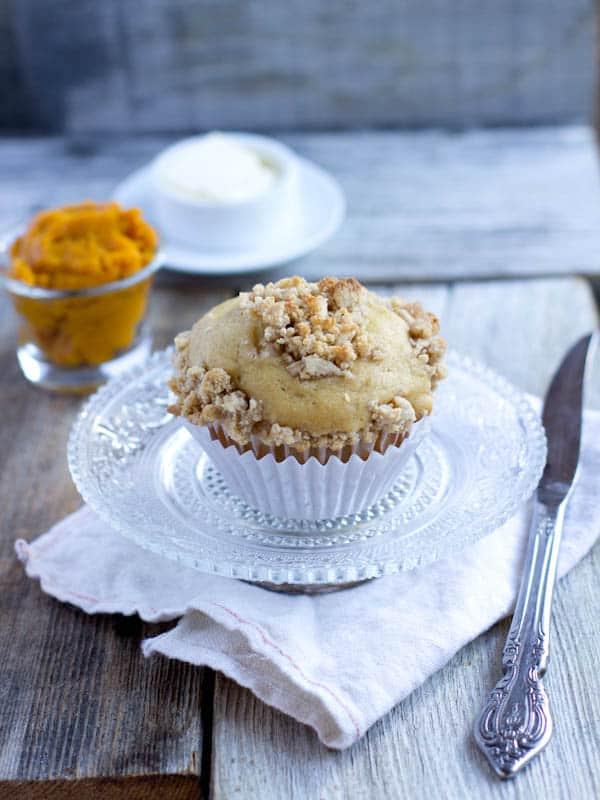 Pumpkin-Crumb-Muffins