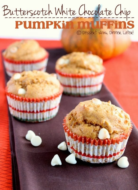 Butterscotch WCC Pumpkin Muffins1
