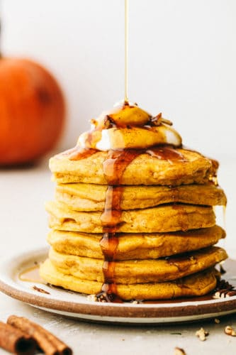 Pumpkin Spice Pancakes - The Recipe Critic RSS Feed  IMAGES, GIF, ANIMATED GIF, WALLPAPER, STICKER FOR WHATSAPP & FACEBOOK