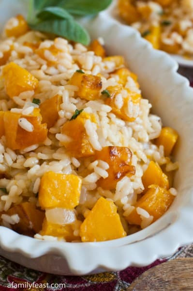 Butternut Squash - Best 50 Holiday Sides, Dinners, & Dessert Recipes. The Recipe Critic, Alyssa Rivers.