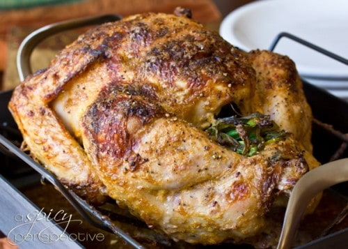 Asian Rubbed Turkey - Best 50 Holiday Sides, Dinners, & Dessert Recipes. The Recipe Critic, Alyssa Rivers.