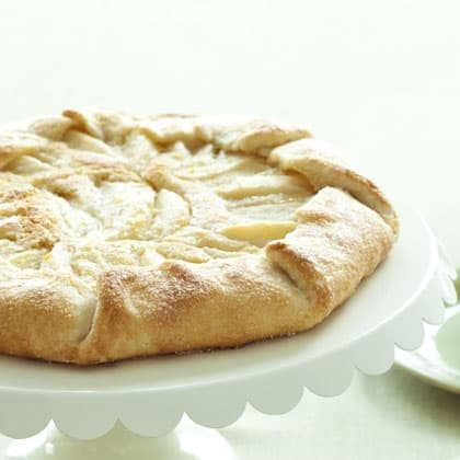Pear Tart - Best 50 Holiday Sides, Dinners, & Dessert Recipes. The Recipe Critic, Alyssa Rivers.