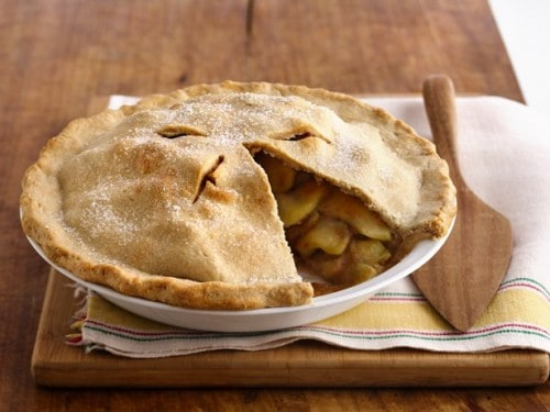 Best Apple Pie - Best 50 Holiday Sides, Dinners, & Dessert Recipes. The Recipe Critic, Alyssa Rivers.