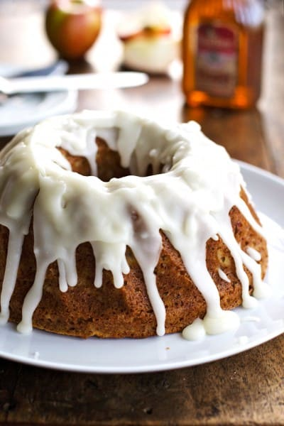 Pumpkin Bunt Cake - Best 50 Holiday Sides, Dinners, & Dessert Recipes. The Recipe Critic, Alyssa Rivers.