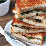 Grilled Turkey Florentine Sandwich