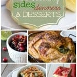 50 Holiday Sides, Dinners, and Desserts