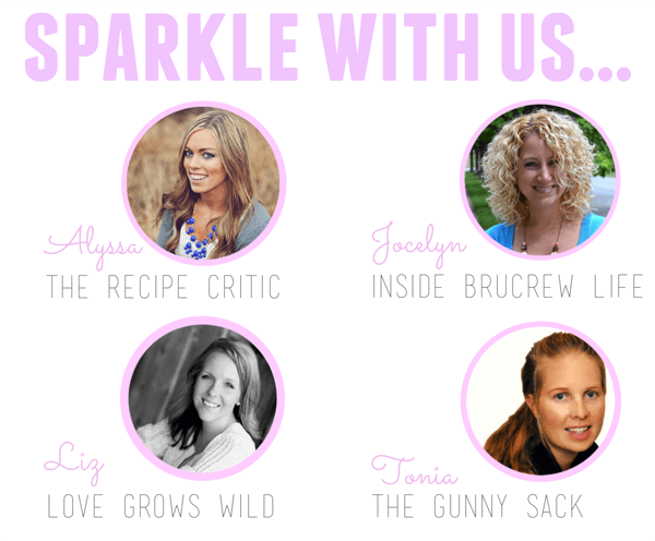 Time to Sparkle Tuesday Link Party