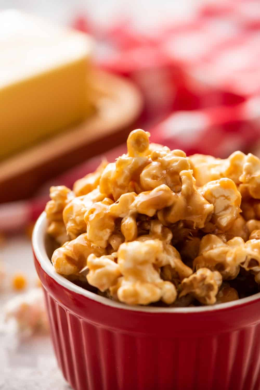 Amazing Salted Caramel Popcorn The Recipe Critic