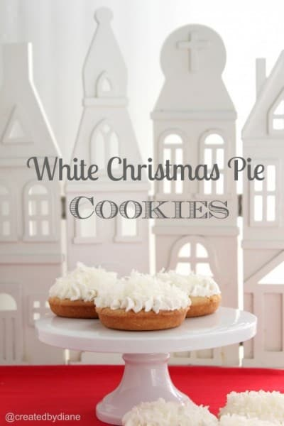 White Christmas Pie Cookies - One of the Best Amazing Cookie Recipes for the Holiday Season. The Recipe Critic, Alyssa Rivers, The Amazing Cookie Exchange. Best Holiday Cookie Recipes!