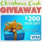 Christmas Cash Giveaway!