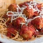 Slow Cooker Meatball Marinara