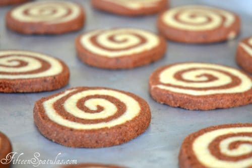 Espresso Swirl Cookies - One of the Best Amazing Cookie Recipes for the Holiday Season. The Recipe Critic, Alyssa Rivers, The Amazing Cookie Exchange. Best Holiday Cookie Recipes!