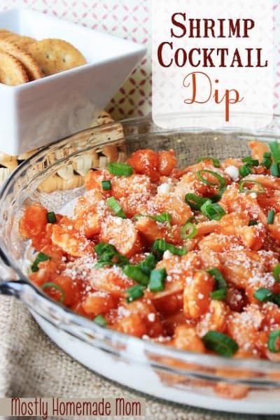 Shrimp Cocktail Dip - One of the Best Football Party Snacks and Recipes for the New Season. The Recipe Critic, Alyssa Rivers. Best Game Day Football Snacks, Appetizers & Sweet Treat Recipes!