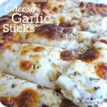 Cheesy Garlic Snacks - One of the Best Football Party Snacks and Recipes for the New Season. The Recipe Critic, Alyssa Rivers. Best Game Day Football Snacks, Appetizers & Sweet Treat Recipes!