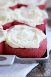 Red-Velvet-Sweet-Rolls-with-White-Chocolate-Icing-from-SimplyGloria.com-RedVelvet