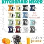 Kitchenaid and Juicer Giveaway