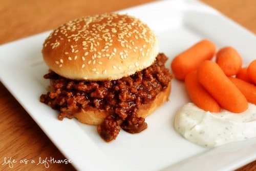 Sloppy Joes - One of the Best 30 Minute Meals and Recipes. The Recipe Critic, Alyssa Rivers. Keep Your Meals Simple!