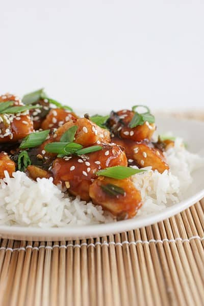 General Tao's Chicken Recipe - One of the Best 30 Minute Meals and Recipes. The Recipe Critic, Alyssa Rivers. Keep Your Meals Simple!