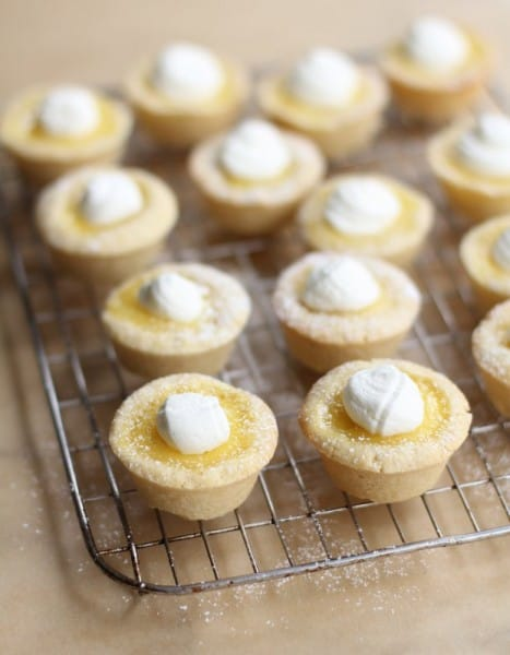Sugar Cookie Lemon Tarts - One of the Best Lemon Recipes. The Recipe Critic, Alyssa Rivers.