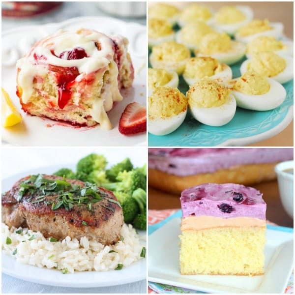 Recipes from Time to Sparkle Link Party