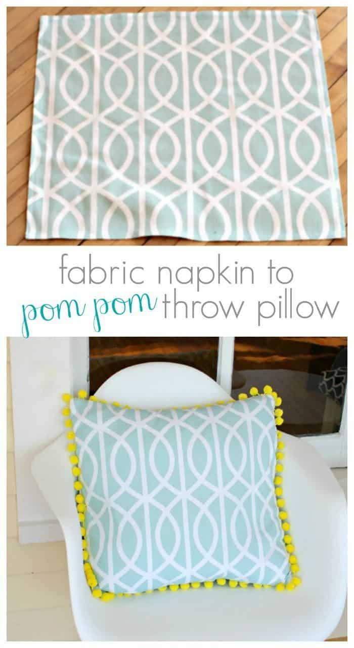 pom-pom-pillow
