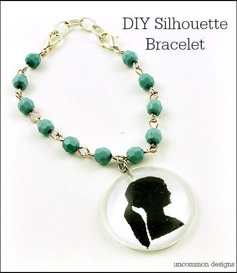 silhouette-bracelet