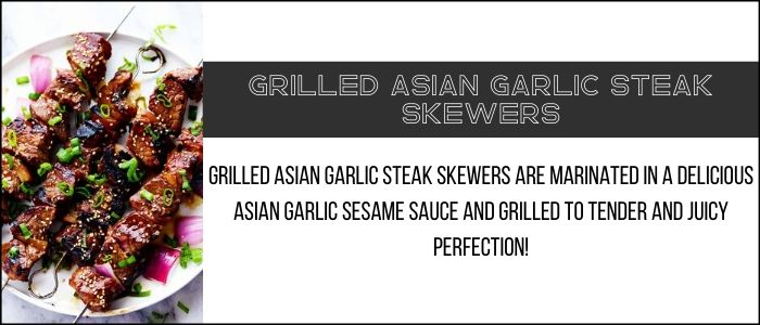 Link to the grilled asian garlic skewers