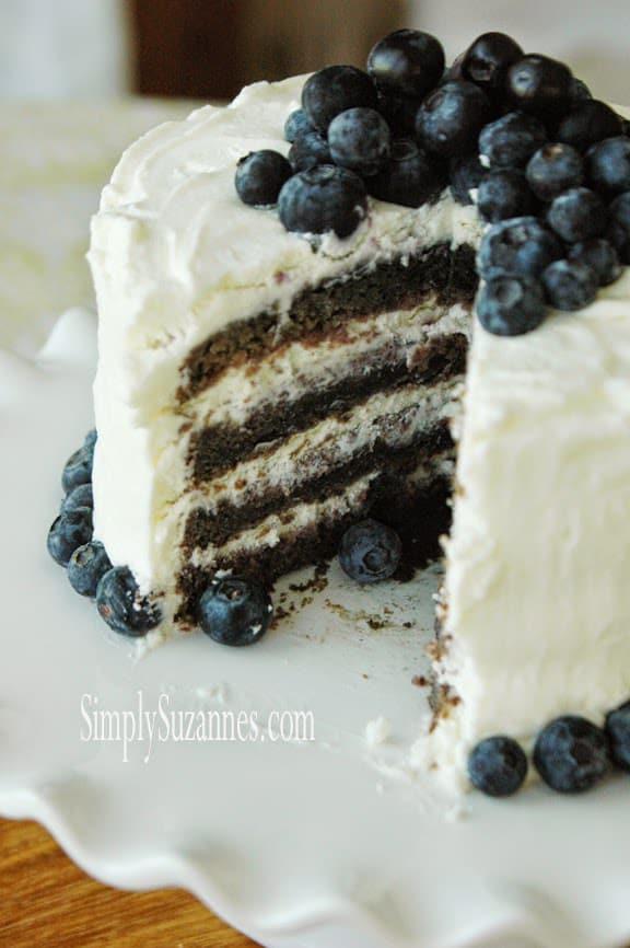 blueberry cake 52-2