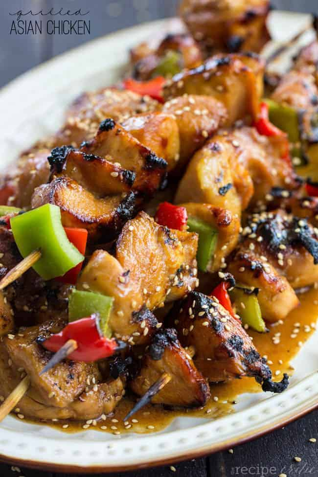 grilledasianchicken