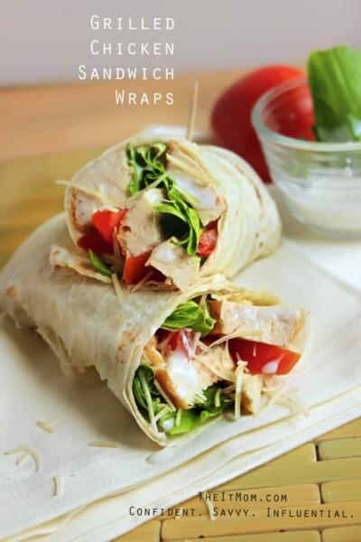 Grilled-Chicken-Sandwich-Wraps-e1408382799459