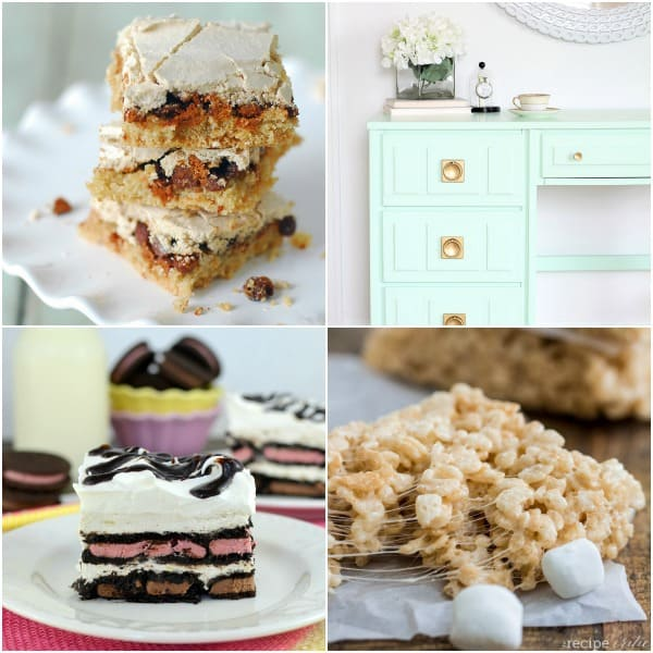 Projects and Recipes from Time To Sparkle Link Party