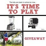 It's Time to Play Giveaway!