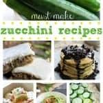 Must Make Zucchini Recipe Roundup