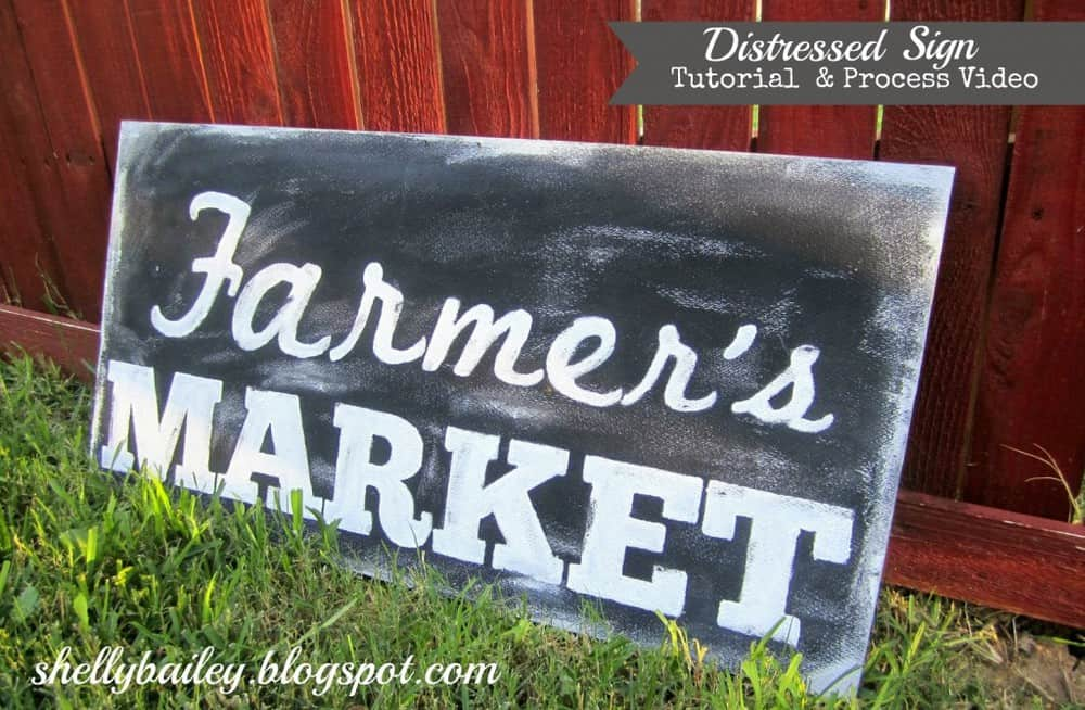 farmer's market sign thumbnail